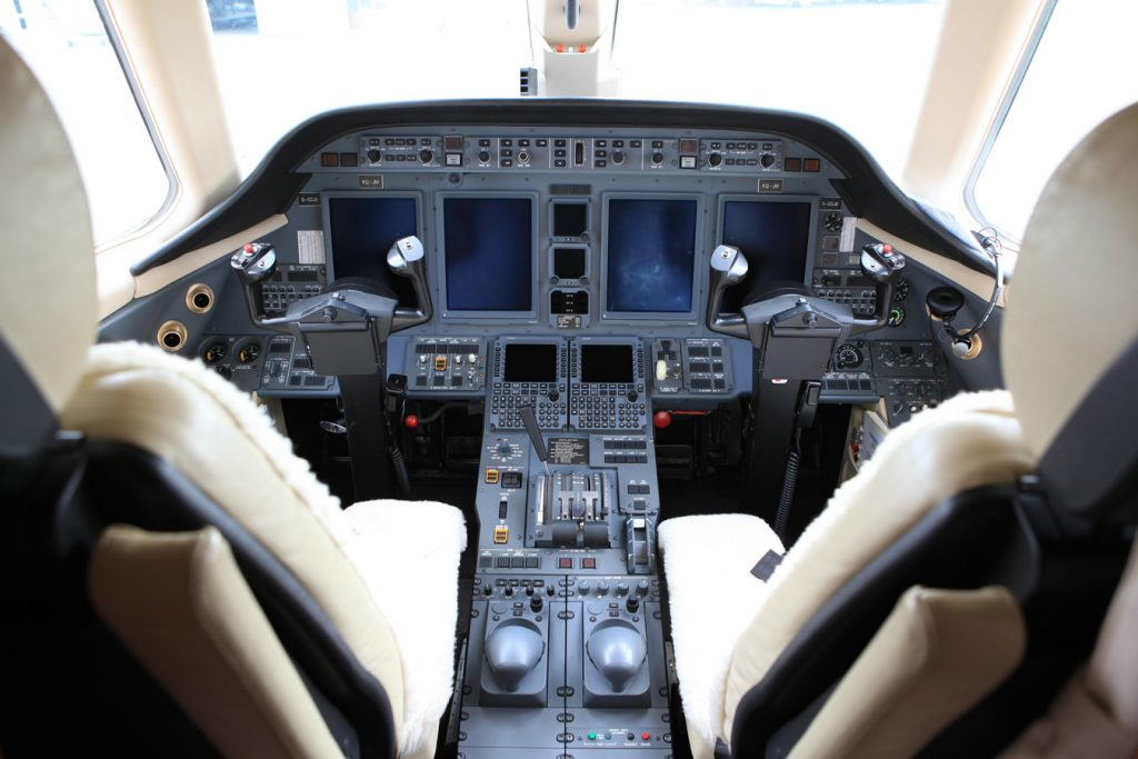 Avionics Upgrade in Cessna Citations