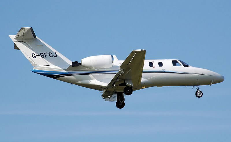 Which Cessna Citation maintenance items are mandatory, and which aren't?